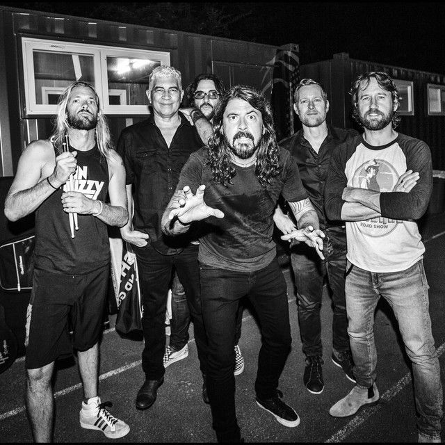 Foo Fighters postpone LA show due to COVID case within the organization
