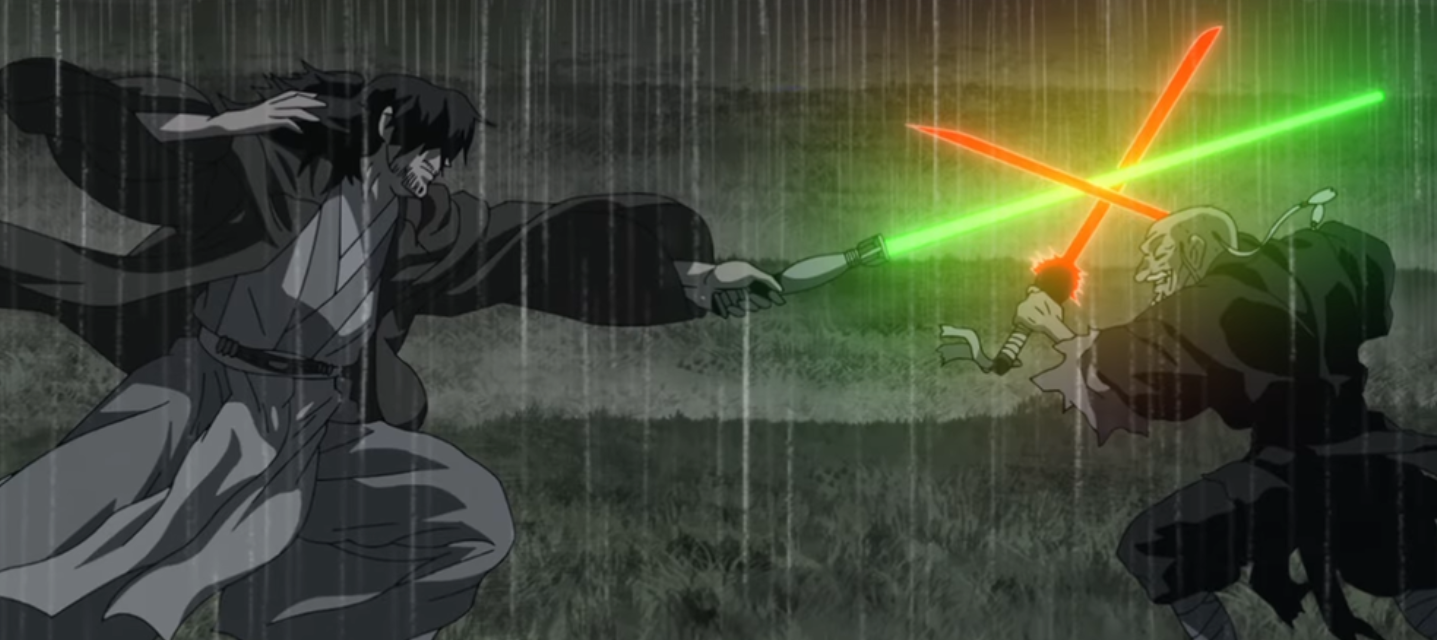 Disney+ reveals special-look trailer for Star Wars: Visions anime series